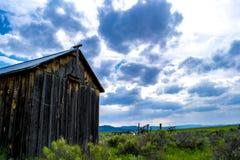 Vintage Barn Royalty Free Stock Photography