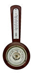 Vintage Barometer Royalty Free Stock Photography