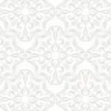 Vintage Baroque Rococo ornament pattern Royalty Free Stock Image
