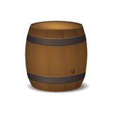 Vintage barrel Stock Photography