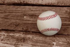 Vintage Baseball Background Royalty Free Stock Photo