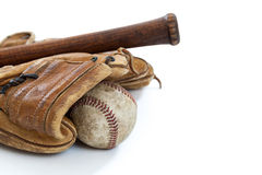 Vintage baseball Royalty Free Stock Photography