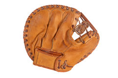 Vintage Baseball Catcher's Mitt Royalty Free Stock Photo