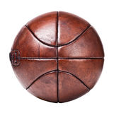 Vintage basket ball Royalty Free Stock Photos