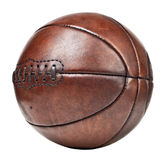Vintage basket ball Royalty Free Stock Images