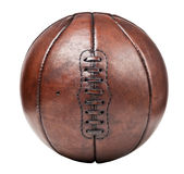 Vintage basket ball Stock Image