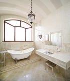 Vintage bathroom Royalty Free Stock Image