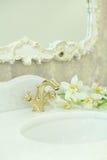 Vintage bathroom interior Stock Photo