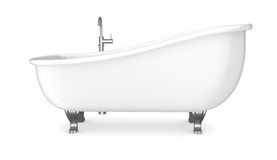 Vintage bathtub Stock Photos