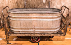 Vintage Bathtub Royalty Free Stock Image