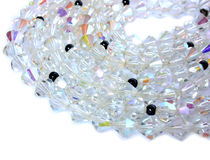Vintage beads Stock Photography