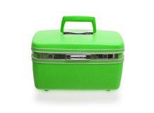 Vintage beaty case or make-up case Stock Images