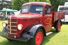 Vintage 1949 Bedford K type truck. stock images