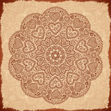 Vintage beige abstract background Stock Photos