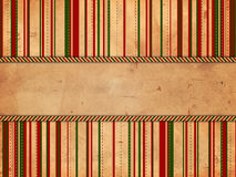 Retro background with color lines and text space Royalty Free Stock Photos