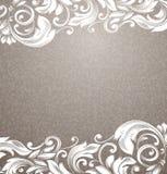 Vintage beige background Stock Image