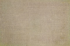 Vintage beige textile texture closeup. Abstract background Royalty Free Stock Image