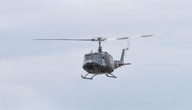 Vintage Bell 'Huey' helicopter Royalty Free Stock Image