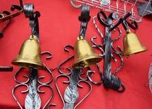 Vintage bells Royalty Free Stock Photos