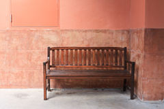 Vintage Bench Royalty Free Stock Images