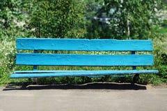 Vintage bench Stock Photo