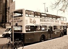Vintage Berlin Stock Photos