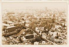 Vintage Berlin Royalty Free Stock Photos