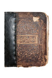 Vintage Bible isolated Royalty Free Stock Photography