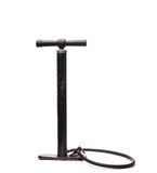 Vintage Bicycle Floor Pump Royalty Free Stock Photography