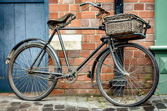 Vintage bicycle Stock Image