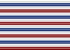 Vintage BicyRed Blue White Gray Stripes Background Royalty Free Stock Photos