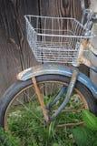Vintage bike. Royalty Free Stock Photos