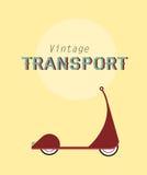 Vintage bike Stock Images