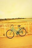 A vintage bike Royalty Free Stock Photo