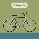 Vintage bike Stock Photo