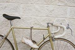 Vintage bike Royalty Free Stock Photos