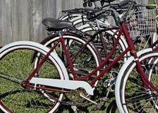 Vintage bikes Royalty Free Stock Photo