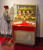 Vintage Bimbo Box. Roden, the Netherlands, january 11, 2018 - Vintage Bimbo Box Royalty Free Stock Photography