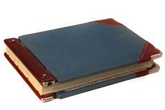 Vintage binder royalty free stock photos