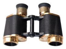 Vintage binocular Stock Photography