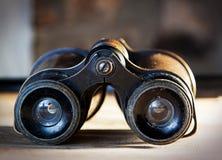 Vintage binoculars Stock Image