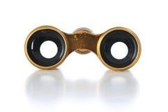 Vintage Binoculars Stock Images