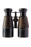 Vintage binoculars Royalty Free Stock Photo