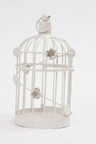 Vintage bird cage Royalty Free Stock Photo