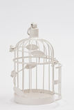 Vintage bird cage Royalty Free Stock Image