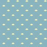 Vintage bird pattern Royalty Free Stock Image