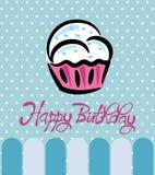 Birthday card Stock Photography