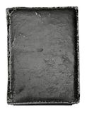 Vintage black book cover Stock Photos
