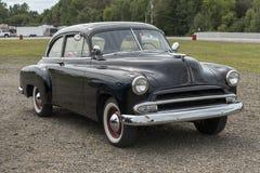 Vintage black car Royalty Free Stock Photography