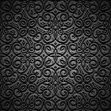 Vintage black pattern Stock Photo